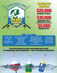 Fishing Tournaments – King's Cove Resort